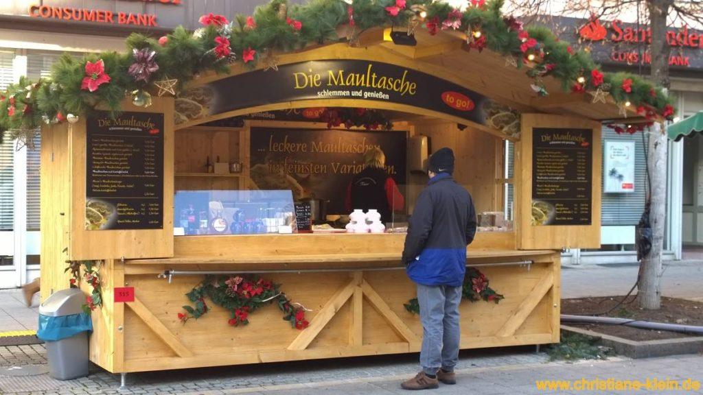 Ludwigsburger Barock-Weihnachtsmarkt 2016 - 1