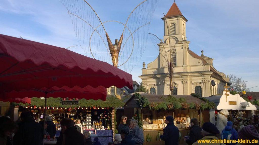 Ludwigsburger Barock-Weihnachtsmarkt 2016 - 3